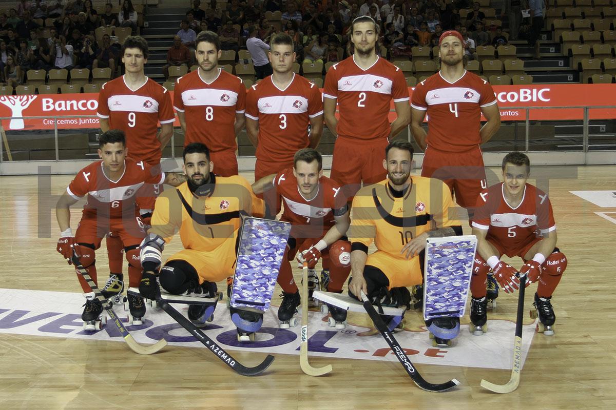 3b15f67143 A Suíça terminou o último Mundial em 10º