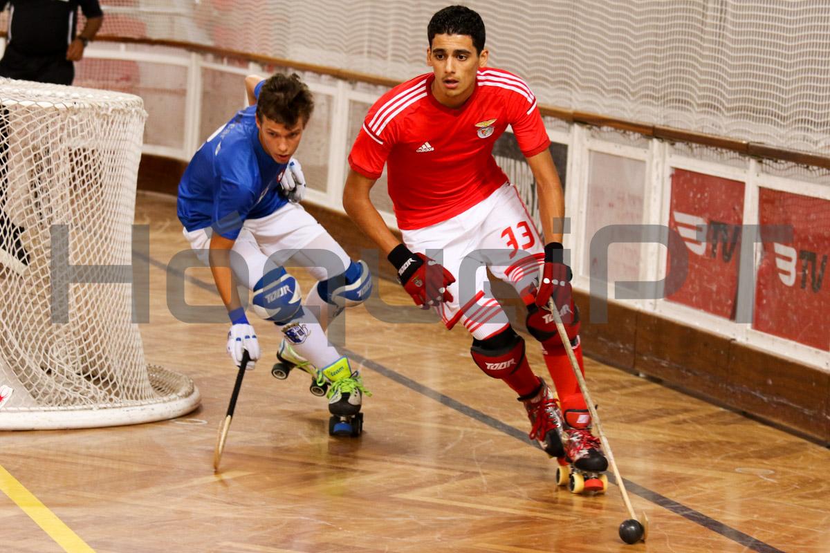 ff399062bc Gonçalo Nunes começa a treinar no Sporting